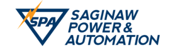 Saginaw Power and Automation Logo